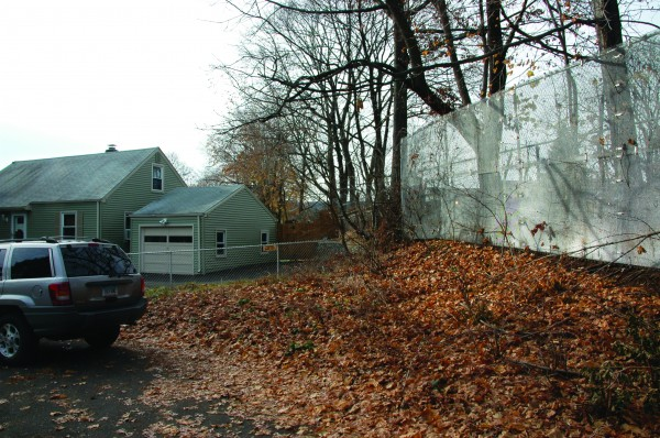 Some Hamden residents worry that tearing down the fence will lead to an increase in crime.